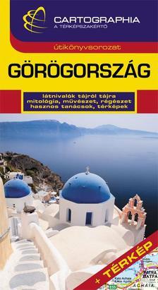 . - Görögország útikönyv