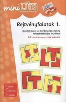 Michael Junga - Rejtvényfalatok 1. - Gondolkodási és kombinációs készség fejlesztését segítő feladatok 1. és 3. osztályos gyerekek számára