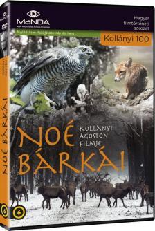 Kollányi Ágoston - NOÉ BÁRKÁI DVD