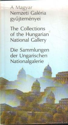 CSORBA GÉZA - A Magyar Nemzeti Galéria gyűjteményei [antikvár]