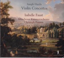 Haydn - VIOLIN CONCERTOS,CD