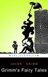 JKL Classics Grimm Brothers, - Fairy Tales [eKönyv: epub,  mobi]
