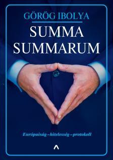 Görög Ibolya - Summa summarum