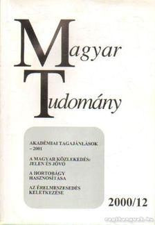 Czelnai Rudolf - Magyar Tudomány 2000/12 [antikvár]