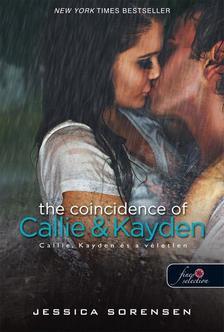 Jessica Sorensen - Callie & Kayden és a véletlen - PUHA BORÍTÓS