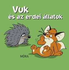 - Vuk és az erdei állatok - pancsolókönyv