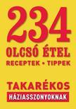 . - 234 olcsó étel