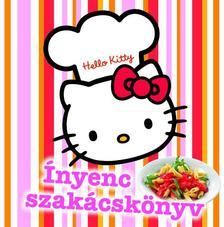 56542 - Hello Kitty Ínyenc szakácskönyv