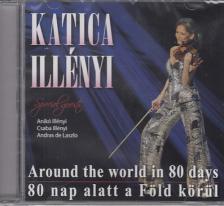 80 NAP ALATT A FÖLD KÖRÜL - ILLÉNYI KATICA CD