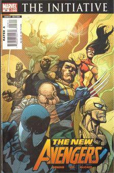 Bendis, Brian Michael, Yu, Leinil Francis - New Avengers No. 28 [antikvár]