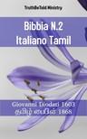 TruthBeTold Ministry, Joern Andre Halseth, Giovanni Diodati - Bibbia N.2 Italiano Tamil [eKönyv: epub,  mobi]