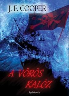 COOPER J. F. - A vörös kalóz [eKönyv: epub, mobi]