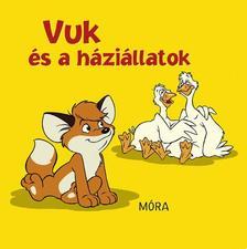 - Vuk és a háziállatok - pancsolókönyv