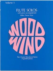 FLUTE SOLOS WITH PIANO ACC. (WYE) VOL. 1