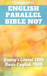 Joern Andre Halseth, Robert Young, Samuel Henry Hooke, TruthBeTold Ministry - English Parallel Bible No7 [eKönyv: epub,  mobi]