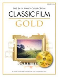 THE EASY PIANO COLLECTION. CLASSIC FILM GOLD. CD EDITION