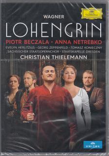 Wagner - LOHENGRIN,2 DVD