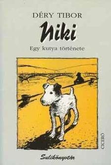 DÉRY TIBOR - Niki - Sulikönyvtár