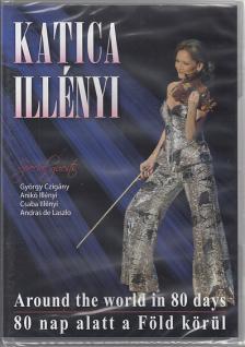 - 80 NAP ALATT A FÖLD KÖRÜL - ILLÉNYI KATICA DVD