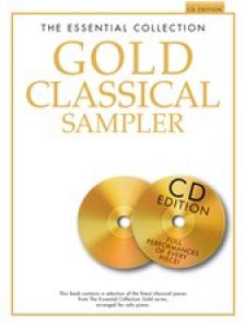 THE ESSENTIAL COLLECTION GOLD CLASSICAL SAMPER. CD EDITION (FULL PERFORMANCES OF EVERY PIECE!)