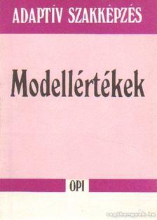 Benedek András - Modellértékek [antikvár]
