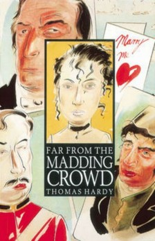 Thomas Hardy - Far From the Madding Crowd [eKönyv: epub, mobi]