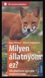 Klaus Richarz-Alfred Limbrunner - Milyen állatnyom ez?<!--span style='font-size:10px;'>(G)</span-->