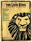 JOHN, ELTON / RICE, TIM - THE LION KING. BROADWAY SELECTIONS, VOCAL SELECTIONS