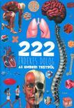 222 érdekes dolog az emberi testről<!--span style='font-size:10px;'>(G)</span-->