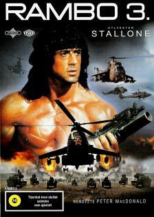 - RAMBO 3. DVD -SYLVESTER STALONE