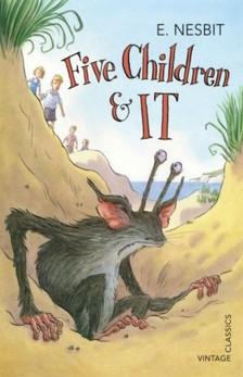 Edith Nesbit - Five Children and It [eKönyv: epub, mobi]
