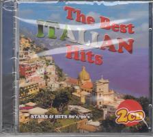 - THE BEST ITALIAN HITS 2CD 80'S/90'S