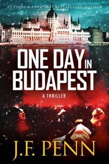 Penn J. F. - One Day In Budapest [eKönyv: epub, mobi]