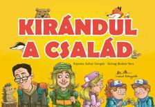 Szőnyi Gergely - Bodnár Vera - Kirándul a család - leporelló
