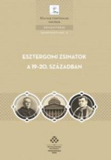 - Esztergomi zsinatok a 19-20. században
