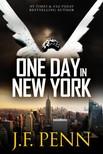 Penn J. F. - One Day In New York [eKönyv: epub, mobi]