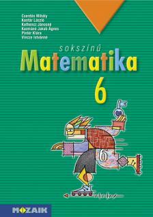 - MS-2306 SOKSZÍNŰ MATEMATIKA 6.