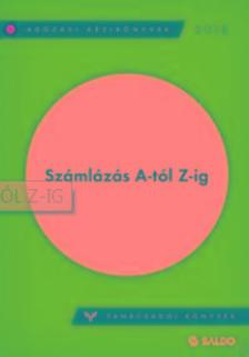 Bonácz Zsolt - Számlázás A-tól Z-ig