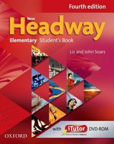 LIZ & JOHN SOARS - NEW HEADWAY ELEMENTARY SB FOURTH ED. WITH DVD