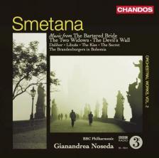 SMETANA - ORCHESTRAL WORKS VOL.2,CD