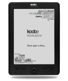 - Koobe Novelbook Shine Edition E-book olvasó
