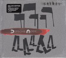 - SPIRIT DELUXE EDITION 2CD DEPECHE MODE