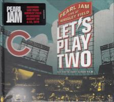 - LET'S PLAY TWO CD PEARL JAM