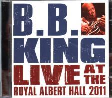 B.B.KING - B.B.KING LIVE AT THE ROYAL ALBERT HALL 2011 CD+DVD