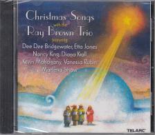 CHRISTMAS SONGS CD RAY BROWN TRIO