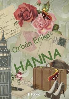 Erika Orbán - Hanna [eKönyv: epub, mobi]