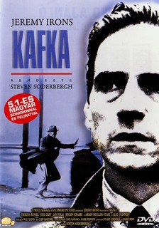 Steven Soderbergh - KAFKA DVD JEREMY IRONS,THERESA RUSSELL,IAN HOLM,ALEC MCGUINESS,JOEL GREY