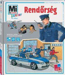 Tatjana Marti - Mi MICSODA Junior - Rendőrség