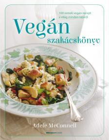 Adele McConnell - Vegán szakácskönyv
