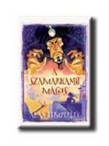 TEMPERLEY, ALAN - A Szamarkandi mágus - KEMÉNY BORÍTÓS